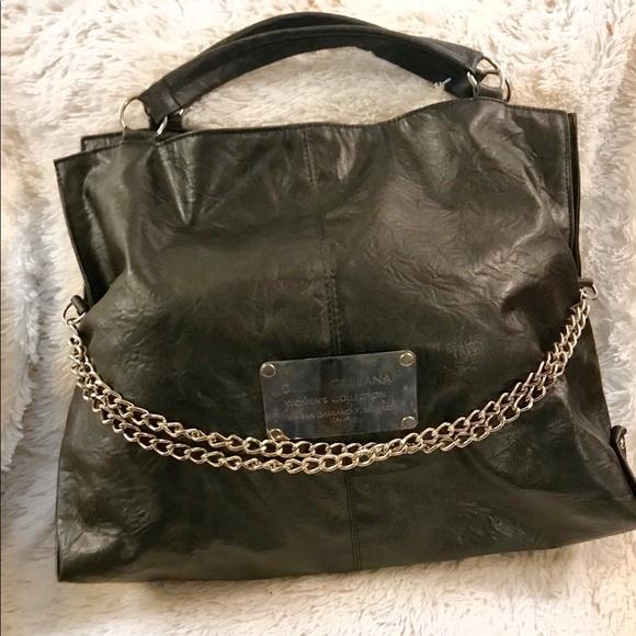 Dolce   Gabbana Bags   Pre Loved Dolce Gabbana Xl Hobo Bag   Poshmark 8996b65d32